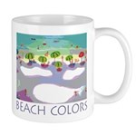 Beach Colors Seashore Mug