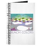 Beach Colors Seashore Journal