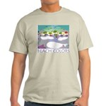 Beach Colors Seashore Light T-Shirt