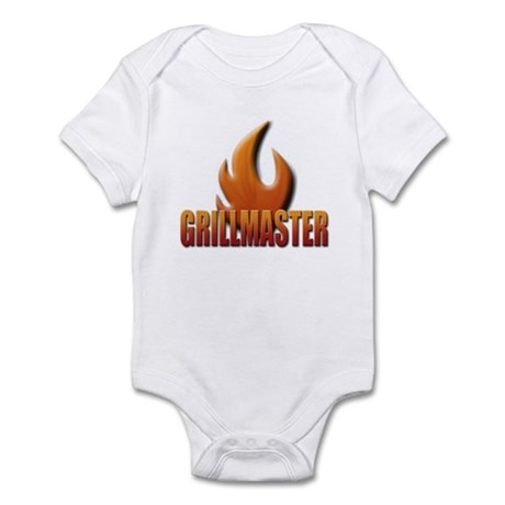 Grillmaster Infant Bodysuit