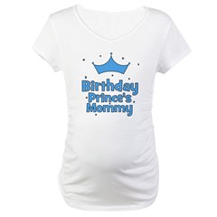 Birthday Prince's Mommy! Shirt