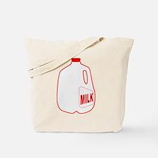 Milk Jug Tote Bag
