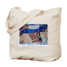 Finer Woman/Zeta- Tote Bag