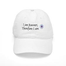 I Am Runner Baseball Cap