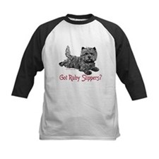 Cairn Terrier Ruby Slippers Tee