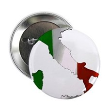 """Italian Pride 2.25"""" Button (100 pack)"""