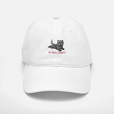 Cairn Terrier Ruby Slippers Baseball Baseball Cap