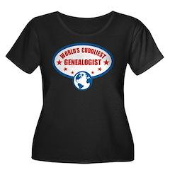 Worlds Cuddliest Genealogist T