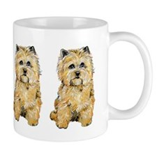 Cairn Terrier Dog Art Mug