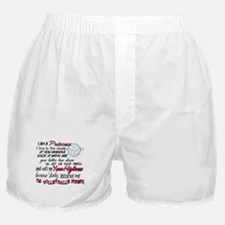 Volleyball's Finest Boxer Shorts