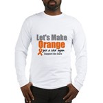Leukemia Cure Long Sleeve T-Shirt