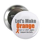 """Leukemia Cure 2.25"""" Button"""