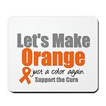 Leukemia Cure Mousepad