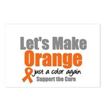 Leukemia Cure Postcards (Package of 8)