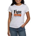 Fight Strong (Leukemia) Women's T-Shirt
