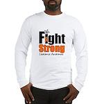 Fight Strong (Leukemia) Long Sleeve T-Shirt