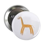 "Giraffe 2.25"" Button (10 pack)"