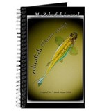 Zebrafish Journals & Spiral Notebooks