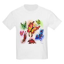 Butterflies Mug T-Shirt
