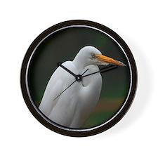 Egrets gifts Wall Clock