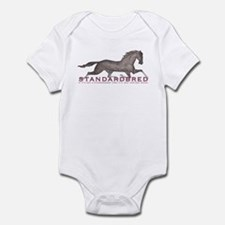 Standardbred Horse Infant Bodysuit