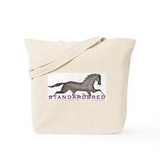 Standardbred Horse Tote Bag
