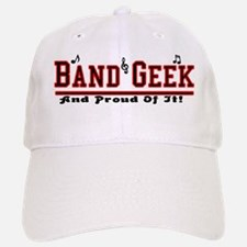 Band Geek Baseball Baseball Cap