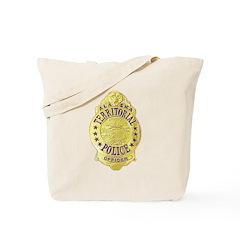 Alaska Territorial Police Tote Bag