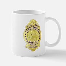 Alaska Territorial Police Mug