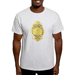 Alaska Territorial Police T-Shirt