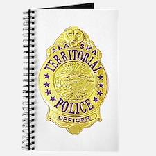 Alaska Territorial Police Journal