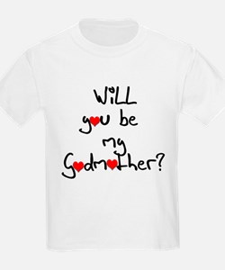 Be my Godmother? T-Shirt