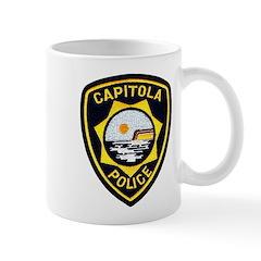 Capitola Police Mug
