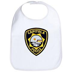 Capitola Police Bib