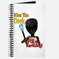 Kiss the Cook Grill the Earth Journal
