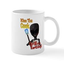 Kiss the Cook Grill the Earth Mug