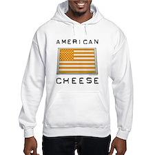 American cheese flag Hoodie