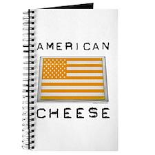 American cheese flag Journal