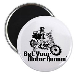 Motor Runnin Magnet