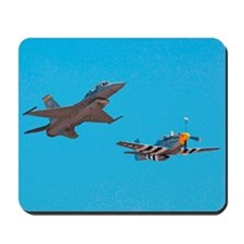 F16 Fighter Mousepad