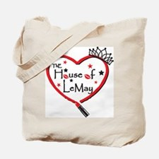 Cute The new logo for the house of lemay. Tote Bag