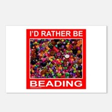 BEADING Postcards (Package of 8)