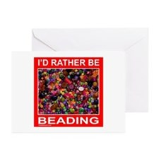 BEADING Greeting Cards (Pk of 10)