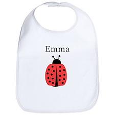 Emma - Ladybug Bib