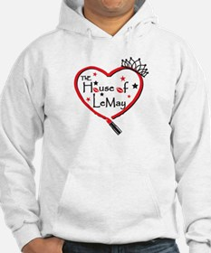 Cute The new logo for the house of lemay. Hoodie