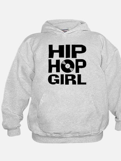 Hip Hop Girl Hoodie