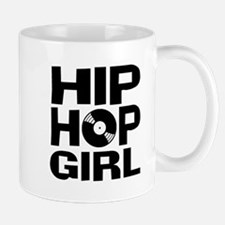 Hip Hop Girl Mug