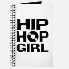 Hip Hop Girl Journal