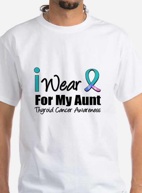 Thyroid Cancer (Aunt) Shirt