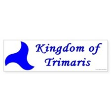 Trimaris Populace Bumper Sticker